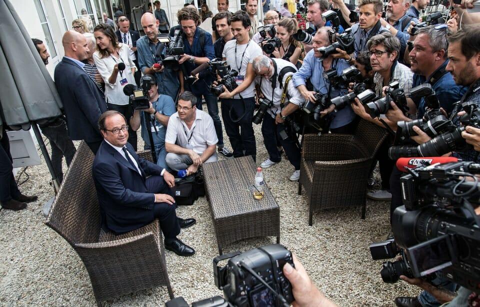 Le retour en politique de François Hollande ?