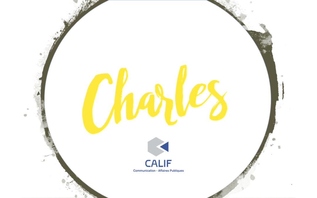 CALIF et François Massardier à l'honneur dans La Revue Charles